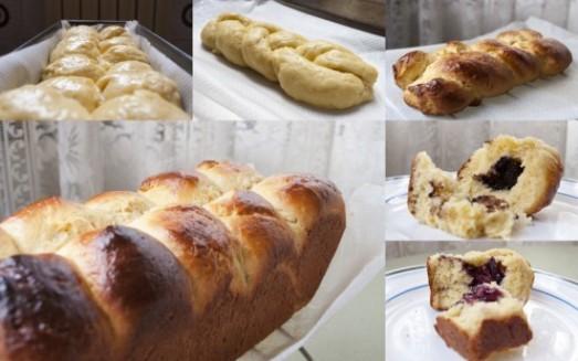 Pan de leche condensada