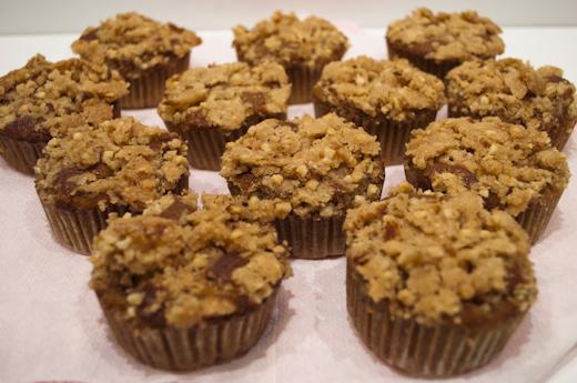 Muffins de calabaza 1