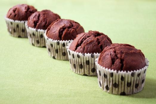 Muffins Cacao Té Pakistaní 004
