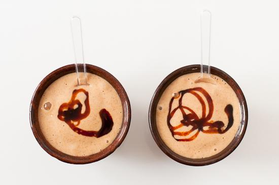 Helado de té especiado y plátano (3)