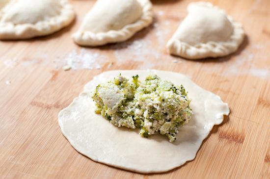 Empanadas de Brocoli y Requeson (5)