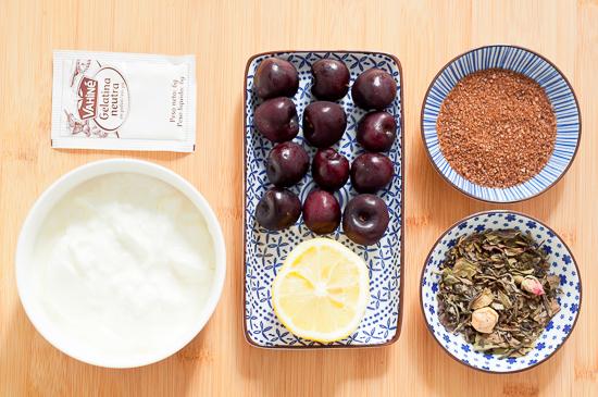 Gelatina de yogur te cerezas (1)