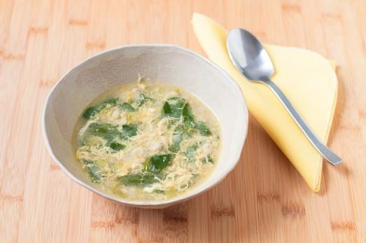 Sopa Habas Espinacas Huevo (4)