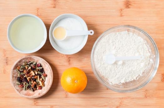 Muffins Veganos Naranja (1)