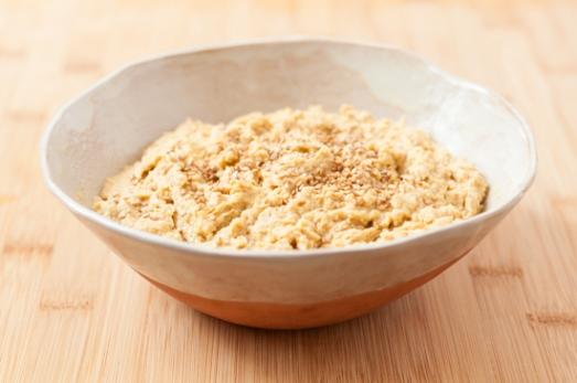 Hummus de lentejas y naranja 04