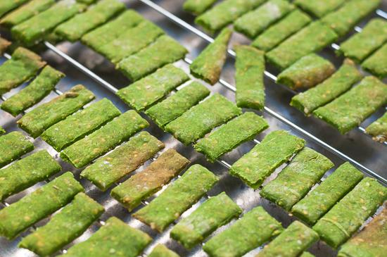 Galletas Saladas Espinacas Sesamo (6)